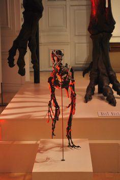 T.Rex - the Killer Question exhibition