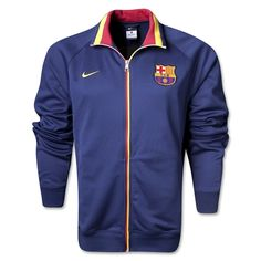 Barcelona Soccer Core Jacket  .. ben just got this! i love it!