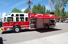 Fort St. John, BC Fire Department – Heavy Rescue