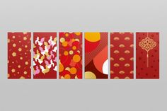 Chinese New Year Red Packet Design Concepts 2017 on Behance
