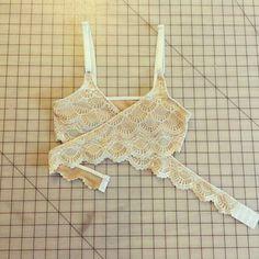 Wrap bra