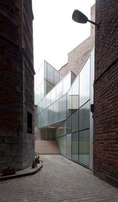 jens hausmann modern architecture painting art photography