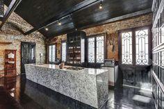   LENNY KRAVITZ HOUSE   ARCHITECTURE STYLE INDUSTRIAL DECOR  