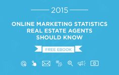 Our free ebook features revealing digital marketing trends and online marketing statistics from 2015 that can help your real estate marketing in 2016. http://plcstr.com/1QRbukj #realestate #marketing