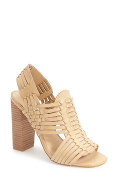 Love these neutral slingback sandals from Steve Madden! They'll pair perfectly with just about any look.