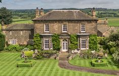 Historic houses for sale in Yorkshire - Country Life English Manor Houses, English Country Cottages, English House, English Countryside, English Farmhouse, Country Estate, Country Life, Beautiful Buildings, Beautiful Homes