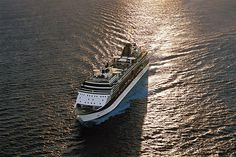 Celebrity Cruises Summit -She's a beauty, can't wait to go back.