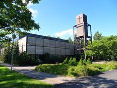 Suomineito.fi - valokuvia nähtävyydestä Kouvolan kirkko (Kouvola) - kuvia valokuvia