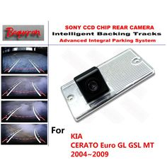 For KIA CERATO Euro GL GSL MT 2004~2009 CCD Car Backup Parking Camera Intelligent Tracks Dynamic Guidance Rear View Camera. Yesterday's price: US $42.71 (35.34 EUR). Today's price: US $42.71 (35.34 EUR). Discount: 24%.