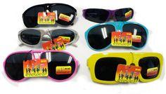 Kidz Eyewear Fashion Children's Sunglasses - 48 Units