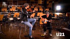 """David Garrett & Marcus Wolf spielen """"Midnight Waltz"""" live- BR-KLASSIK"""