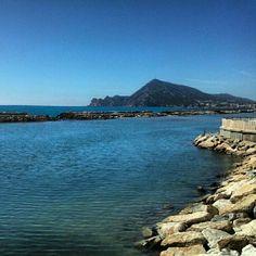 Paseo marítimo de #altea  @yolcoello