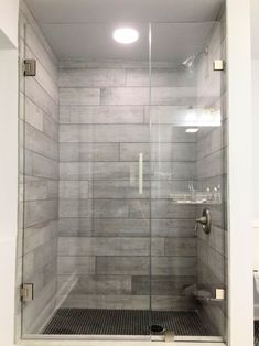Beautiful glass shower door. Custom shower doors by Ultimate Glass Art, Inc in Chicago. Affordable shower glass and hardware, contact for free estimates, www.ultimateglassart.com