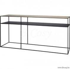 Glass console 80 x 30 x 76cm glasses products and consoles - Table console murale ...