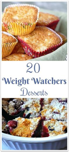 No matter what you're craving while on Weight Watchers, there is a recipe for you to try. Using a dessert recipe that includes point value means you can enjoy it and lose that weight without worry.