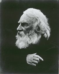 Henry Wadsworth Longfellow...