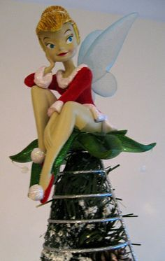 Christmas tinkerbell - Google Search