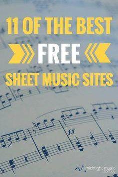 24 Best Sheet Music images | Music sheets, Piano Music, Sheet Music