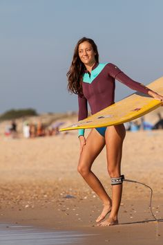 Surfer Girl - cute wetsuit.