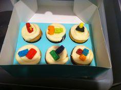 Lego cupcakes x