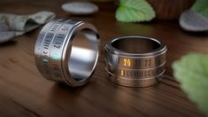 The Ring Clock | DudeIWantThat.com