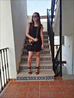 Moda y algo más: el blog de Paula Toraño: Total Black.