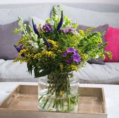 New bloom time!   Introducing our Florence bouquet inspired by the English gardens at Chelsea Flower Show   Shop the link in our bio   by bloomandwild