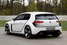 VW Design Vision GTI Concept