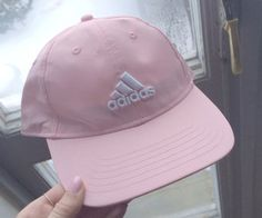 Here you will find various soft grunge styles with many pinks! Adidas Rosa, Pink Adidas, Adidas Cap, Soft Grunge, Pastel Grunge, Pastel Pink, Cute Hats, Bad Hair Day, Luxury Beauty