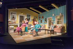 19722765373_6f86df007a_k Steel Magnolias Play, Barn Playhouse, Set Design Theatre, Play Houses, Costume Design, Art Inspo, Barber Chair, Theater, Cinderella