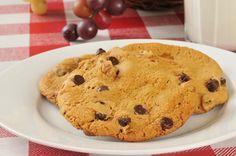 Walnut Chocolate Chip Cookies   Tiny New York Kitchen