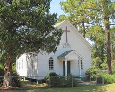 St Josephs Catholic Church in Bay Branch by PfffrBill, via Flickr