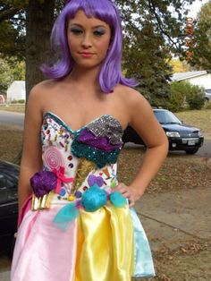 Katy Perry Costume (Halloween)