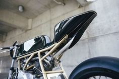 Ducati 860GT Turbo Cafe Racer by Hazan Motorworks #motorcycles #caferacer #motos | caferacerpasion.com