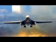 (1) B-1 Bomber In Action – Stunning Beautiful Footages - YouTube