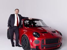AK Syrena Meluzyna R  This double sports car is now available in a range of 60 000 euro.