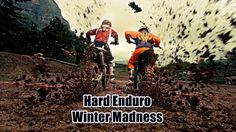 """Hard Enduro """"Winter Madness"""" Track Scouting for Red Bull Romaniacs 2017 - Gold and Silver Class Scouting Enduro Fanatics, real Enduro Passion, extreme Hard E. Winter, Movie Posters, Winter Time, Film Poster, Billboard, Film Posters, Winter Fashion"""
