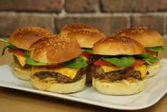 Recette des pains à burger ou buns