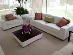 Lounge Area in Cocktail Tent