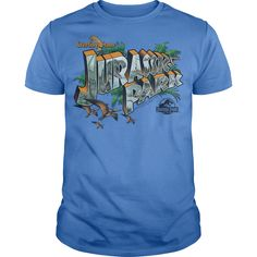 View images & photos of Greetings from Jurassic Park t-shirts & hoodies
