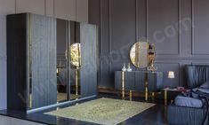 [New] 17 Home Decor Pictures Bedroom Furniture Design, Modern Bedroom Design, Bed Design, Home Interior Design, Modern Interior, Furniture Decor, Almirah Designs, Dining Room Shelves, Dressing Room Design