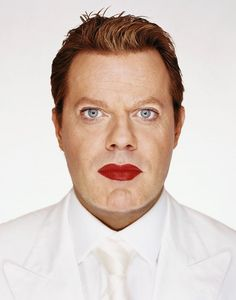 Eddie Izzard.  I first saw his HBO special, Dress to Kill, in 1999, and have been a fan ever since.  He is wildly funny, in a Monty Python sort of way.