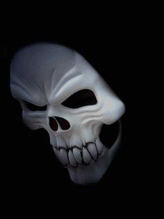 scary Skulls animated | Animated GIFs » Scary » skull