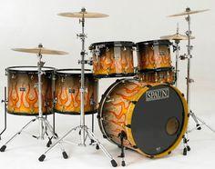 amazing drum sets   ENJOY THE KITS!