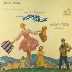 Rodgers And Hammerstein* / Julie Andrews, Christopher Plummer, Irwin Kostal - The Sound Of Music (An Original Soundtrack Recording)