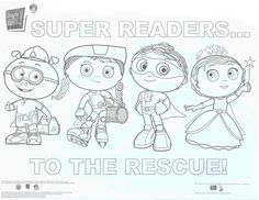 pages to color super why color sheets coloring pages homeschooling laundry
