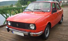 1976 - 1979 Skoda 105S. Classic Skoda cars & hard to find parts in USA, Europe, Canada & Australia. Also tech specs & photos of Skoda cars manufactured from 1946 to 1979