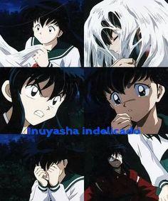 fdbd1473028619d37cd29890c334241a inuyasha anime anime manga inuyasha checking for fever on kagome inuyasha screenshots