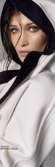 Bella Hadid/Max Mara Campaign Accesories S/S 2018