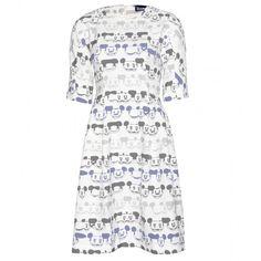 Wood Wood Disney & Wood Wood – Addison Printed Dress ($195) ❤ liked on Polyvore